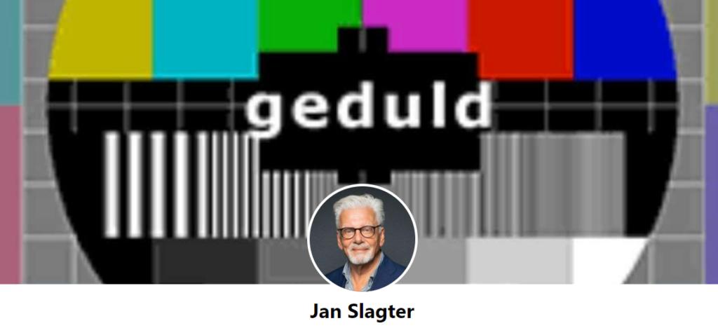 Jan Slagter opent Cafe