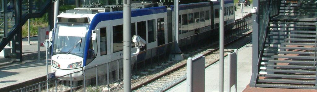 Zoetermeer_Station_Centrum_West_transport en vervoer in Zoetermeer