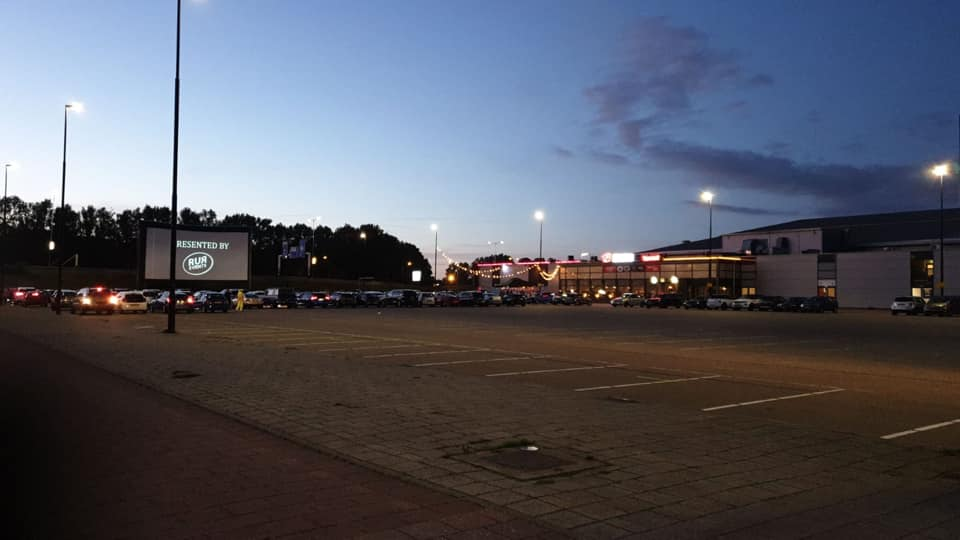 Drive in bios Zoetermeer The Fast and the Furious